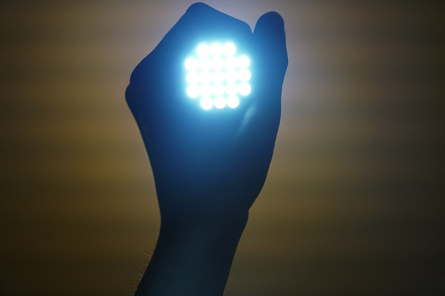 osvetlění