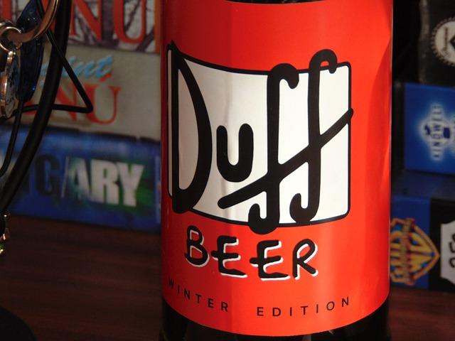 pivo ze Simpsonů