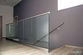 sklenené zábradlie 1